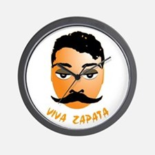 Viva Zapata Wall Clock