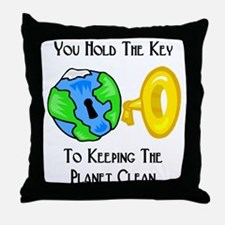 you hold the key to keeping the planet clean giant