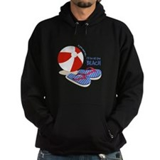 At The Beach Hoodie