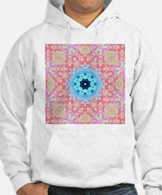 Funny Pink damask Hoodie