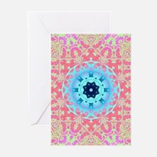 pink colorful pastel colors abstract pattern Greet