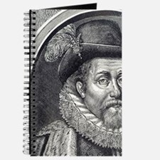 James I. of Scotland. 1394-1437. Engraving Journal