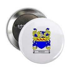 WRAY Family Crest Button