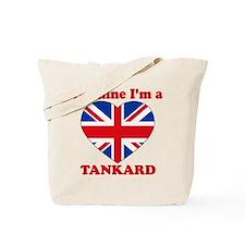 Tankard, Valentine's Day Tote Bag