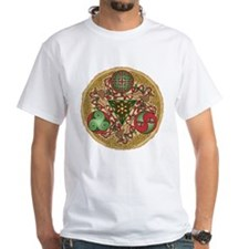 Celtic Reindeer Shield Shirt