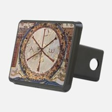 Chi-Rho symbol. 3rd cent.  Hitch Cover