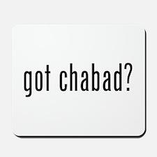 Got Chabad Mousepad
