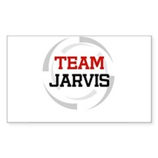 Jarvis Rectangle Decal
