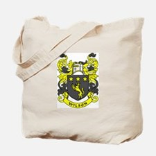 WILSON 2 Family Crest Tote Bag