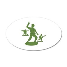 Army Men Toys Wall Decal