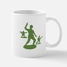 Army Men Toys Mugs
