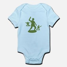 Army Men Toys Body Suit