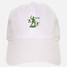 Hooah! Baseball Baseball Baseball Cap