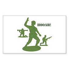 Hooah! Decal