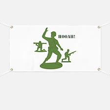 Hooah! Banner