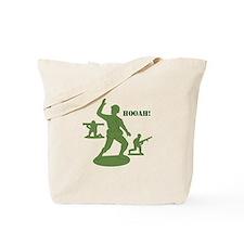 Hooah! Tote Bag