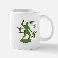 Green Army Men Mugs