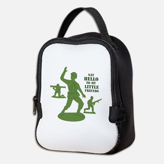 My Little Friends Neoprene Lunch Bag