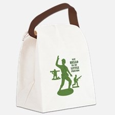 My Little Friends Canvas Lunch Bag