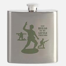 My Little Friends Flask
