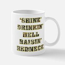 Shine Drinkin' Redneck Mug