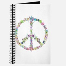 Peace of Flowers Journal