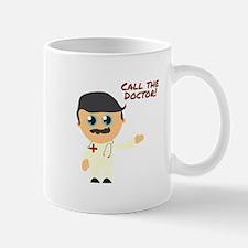 Call The Doctor! Mugs