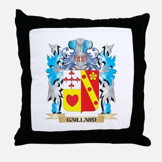 Cute Gaillard Throw Pillow