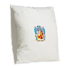 Unique Gaillard Burlap Throw Pillow