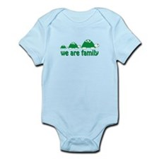 We are Family Body Suit