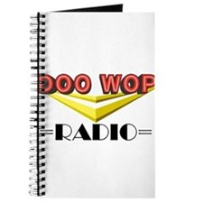 Doowop Radio Logo Journal
