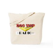 Doowop Radio Logo Tote Bag
