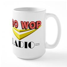 Doowop Radio Logo Mugs