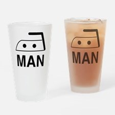 Iron Man Drinking Glass