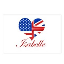 Isabelle Postcards (Package of 8)