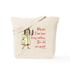 Nurse Mandatory Overtime Tote Bag