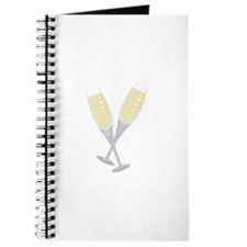 Champagne Flutes Journal