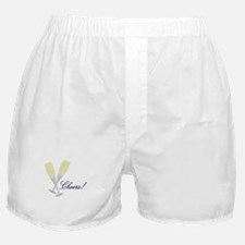 Champagne Cheers Boxer Shorts