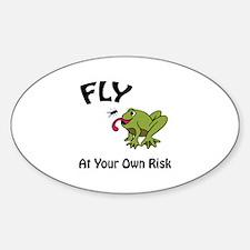 Risky Flight Decal