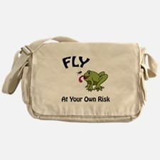 Risky Flight Messenger Bag