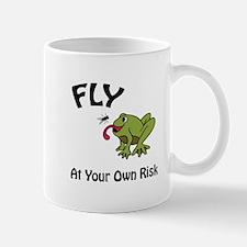 Risky Flight Mugs