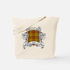 MacMillan Tartan Shield Tote Bag