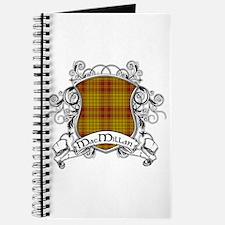 MacMillan Tartan Shield Journal