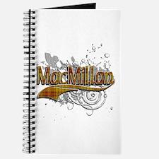 MacMillan Tartan Grunge Journal