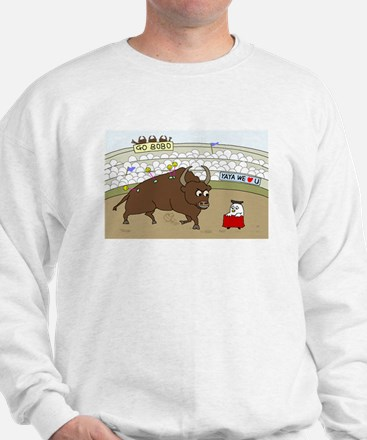 Cruelty-Free Bullfighting Sweatshirt