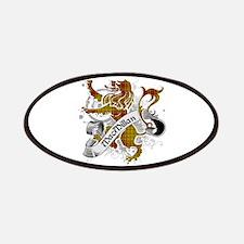 MacMillan Tartan Lion Patches