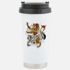 MacMillan Tartan Lion Travel Mug