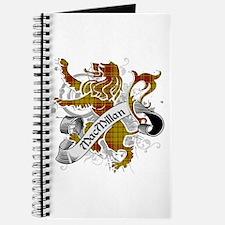 MacMillan Tartan Lion Journal