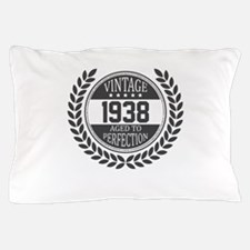 Vintage 1938 Aged To Perfection Pillow Case