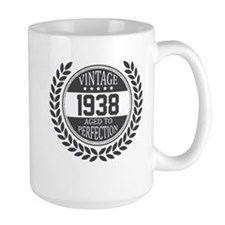 Vintage 1938 Aged To Perfection Mugs